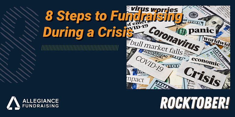 8 Steps to Fundraising During a Crisis