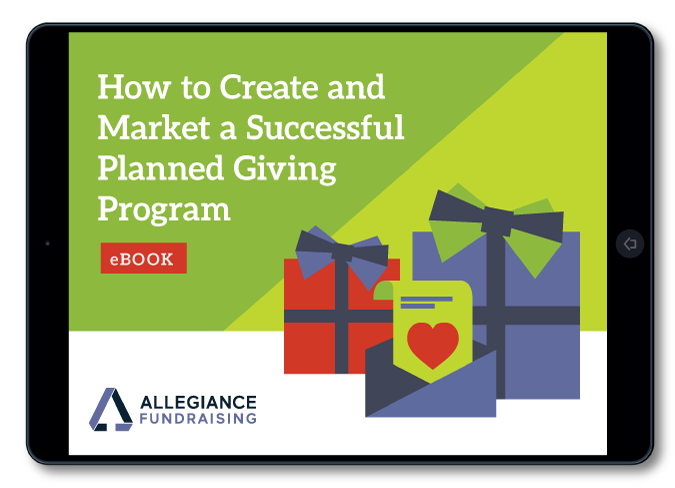 eBook - How to Create and Market a Successful Planned Giving Program